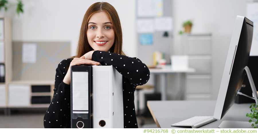 Büroorganisation - Tipps für ein aufgeräumtes Büro